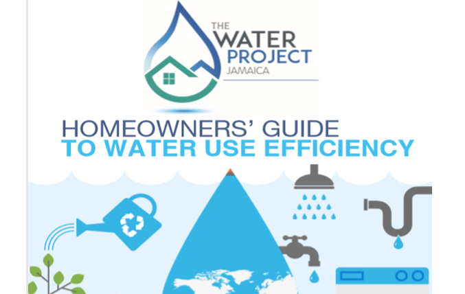 Homeowner's guide to Water Efficiency