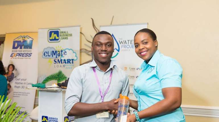 Water Project at Jamaica Engineer's Week 2018