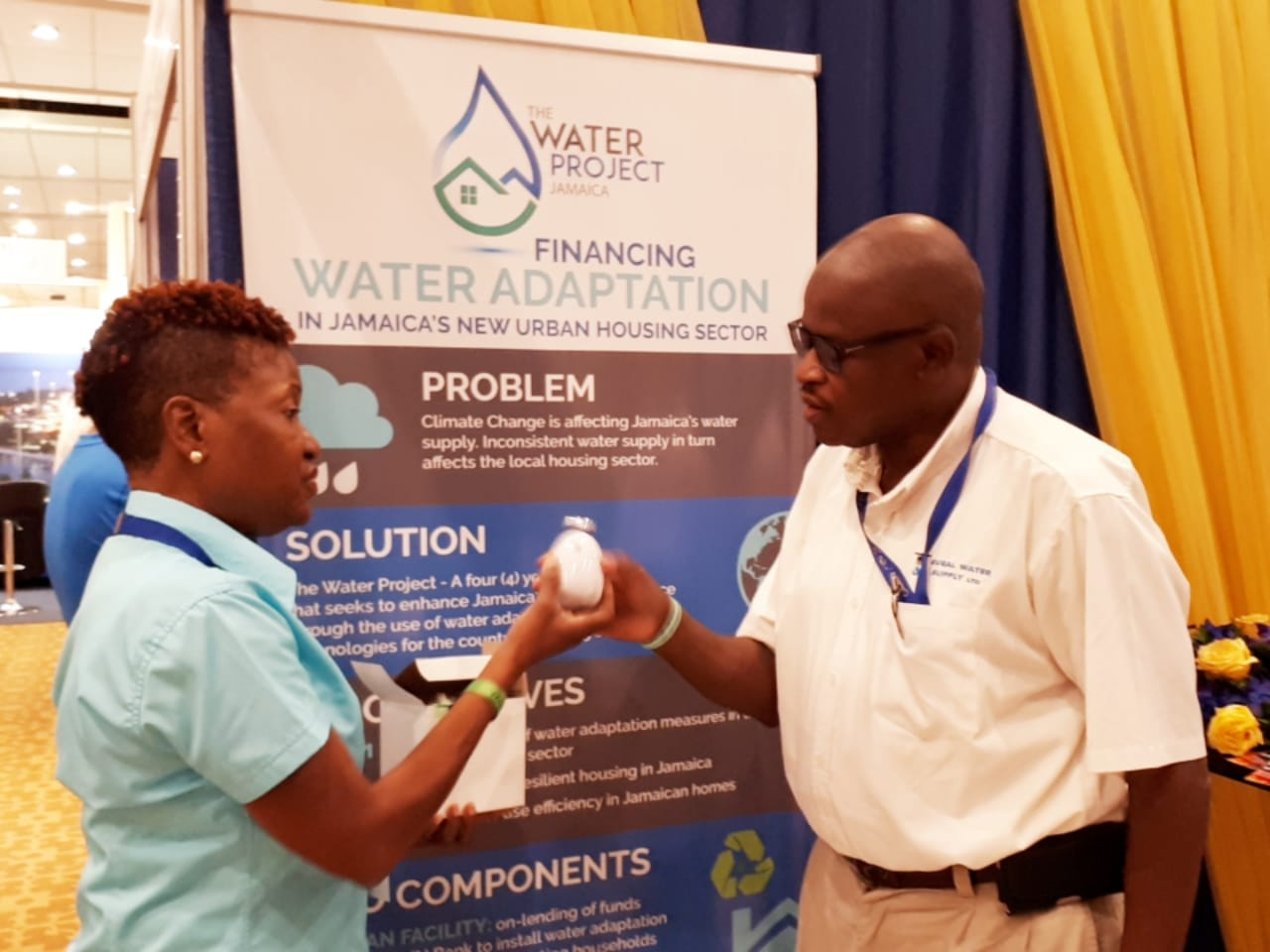 Water Project at CWWA Conference 2018-5