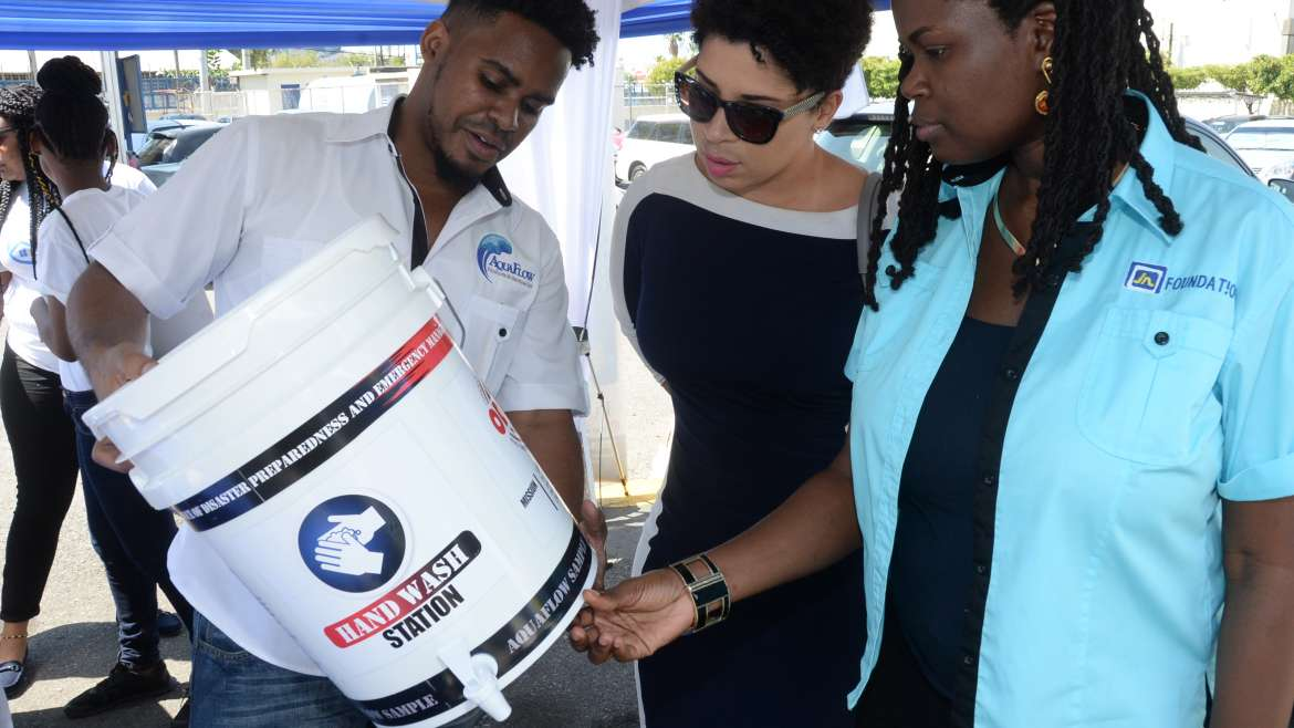 Students and Householders Benefit from JN Water-Tech Fest